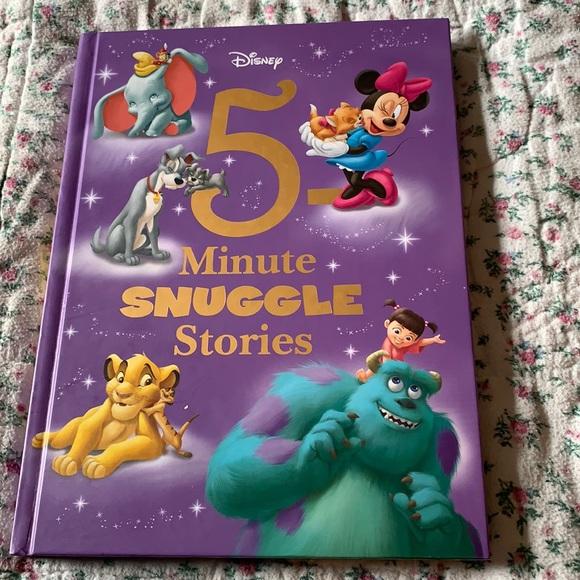 Disney 5 minute Snuggle stories
